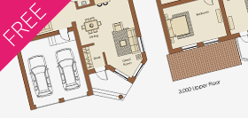 Picture of Professional Floorplans with Bear the  Estate Agency